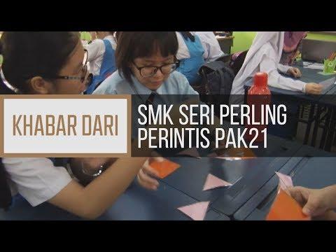 Khabar Dari Johor: SMK Seri Perling perintis PAK21