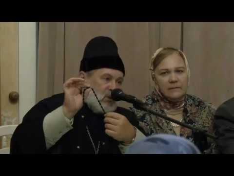 о. Владимир, о молитве Иисусовой по четкам.