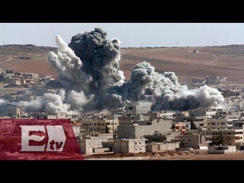 Ataque masivo Ruso contra el Estado Islámico / Francisco Zea