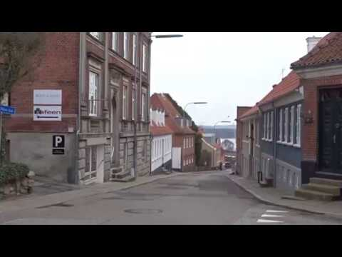 Arriving in Viborg Denmark. My first wee