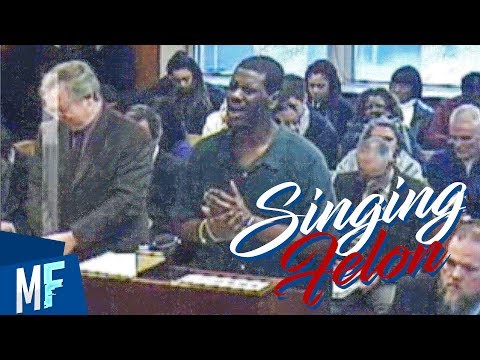 "Man Sings To Judge ""Hello, I'm Sorry"" Singing Felon (Song Version)"