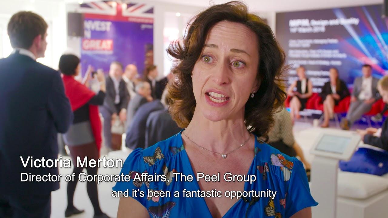 UK DIT at MIPIM 2018 - Day 02 Highlights