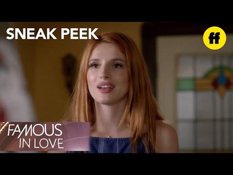 Famous in Love | Season 1, Episode 2 Sneak Peek: Paige's Parents Visit | Freeform