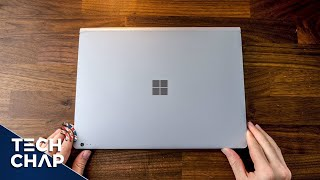 Microsoft Surface Book 2 Review - The Perfect Laptop?   The Tech Chap