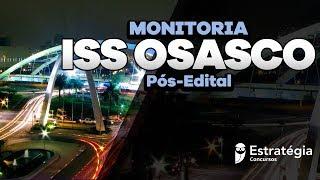 Monitoria ISS Osasco (Pós-Edital)