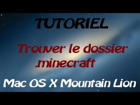 comment trouver library mac