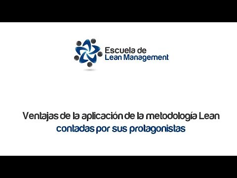 Ventajas del Lean Management en Escuela de Lean Management