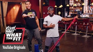 Mix - Drills for Drunks | Kevin Hart: What The Fit | Laugh Out Loud Network