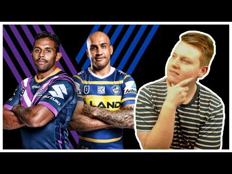 MELBOURNE STORM VS PARRAMATTA EELS PREDICTIONS | FINALS WEEK 2 2019