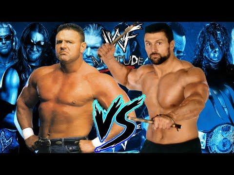 WWF No Mercy 2 0 Mod Matches British Bulldog vs Steve Blackman
