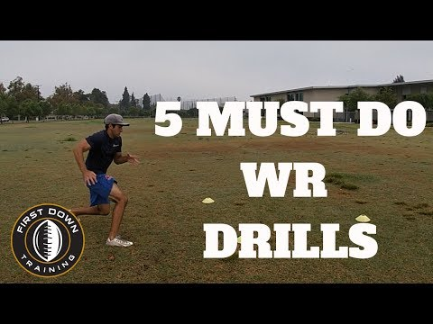 5 WR Drills You MUST Do - YouTube