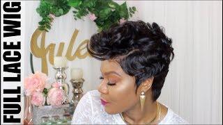Full Lace Pixie   Fingerwaves & Curls   Juleen Forbes
