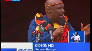 Senator Gideon Moi has declared that he will be vying for the presidency in 2022