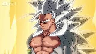 悟空の超サイヤ人5変身シーン|GokuSuperSaiyan5TransformationScene