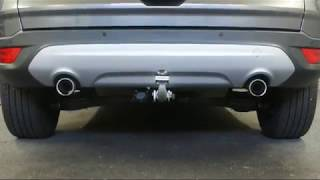 Anhängerkupplung Ford Kuga abnehmbar 1113220