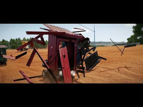 Wreckfest - Backwoods Bangers Car Pack Trailer