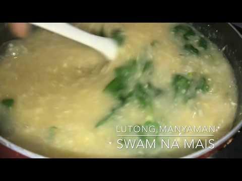 Lutong Manyaman! Swam na Mais