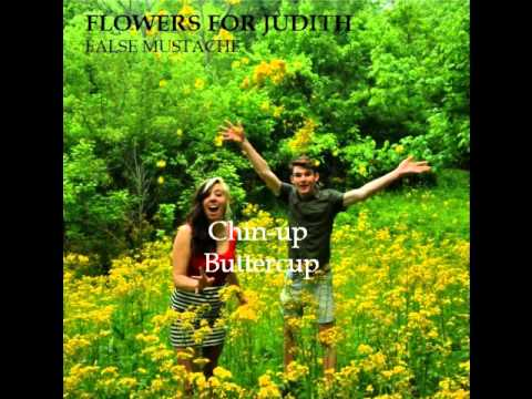 Chin-up Buttercup- Flowers for Judith
