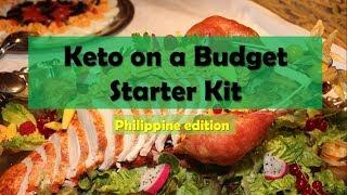 Keto Starter Pack Philippine Edition