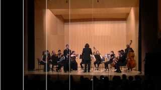 preview picture of video 'H. Baermann - Adagio para clarinete - Orquesta Ciudad de Orihuela'