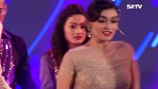 Chole Ay Moner Thikana | Dance By SHARLINA & ASAD | SATV