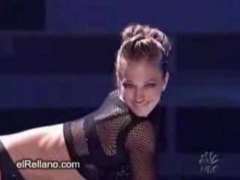 Americas got talent-Flexible Girl- MTW