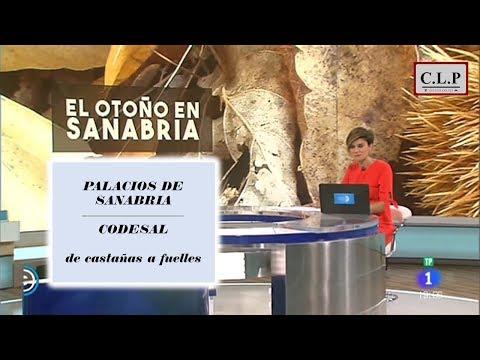 """Otoño en Sanabria. Palacios de Sanabria- Codesal. Reportaje de """"España Directo"""" de TVE 06 11 2017"""