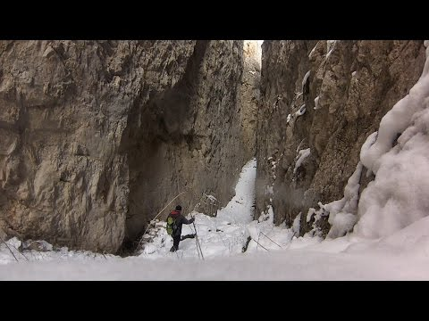 Hiking Through Udovinjica