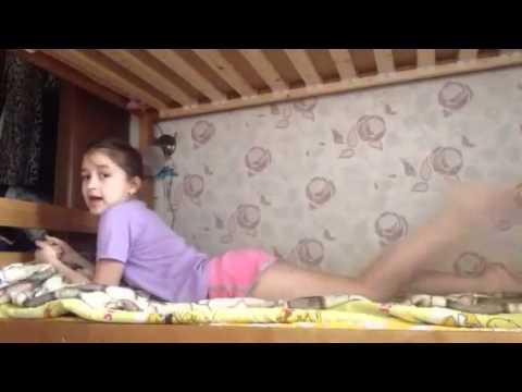 Упражнение для похудение живота и боков видео