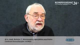Kto łatwiej i szybciej może uzależnić się od alkoholu - wyjaśnia dr med. B. Woronowicz