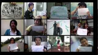 Hatsune Miku - Tell Your World Music Video (English Voicebank Edition)