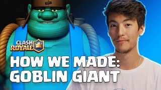 Clash Royale: How We Made Goblin Giant