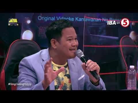 [TV5]  Sing Galing Highlights   KakaIBAng comment from Jukeboss Bayani!