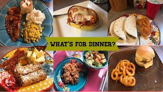What's for Dinner?| Family Meal Ideas| #3