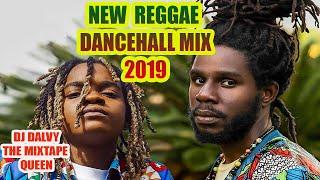 NEW REGGAE DANCEHHALL MIX 2019 (OCTOBER 2019) ★ CHRONIXXKOFFEEPROTOJE