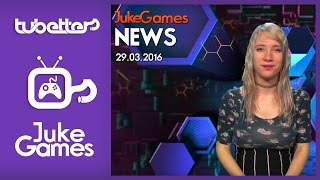 Jukegames News English 03/21/2016  | WARCRAFT III| BALRUM | TOTAL WAR BATTLES: KINGDOM