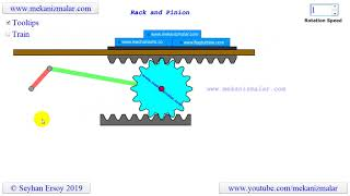 Rack And Pinion