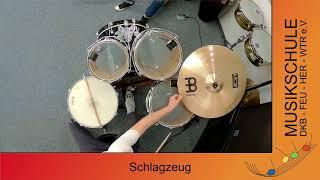 Musikschule Schlagzeug