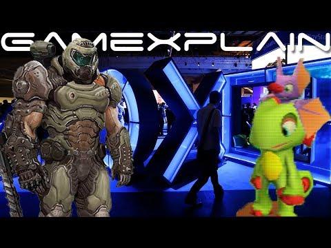 Doom Eternal Delayed, Sony Reveals PS5 Release Window, & Yooka-Laylee 64 Model Coming!