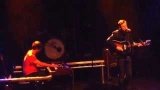 """Mathematics"" - Cherry Ghost @ Shepherds Bush Empire London 27 May 2014."