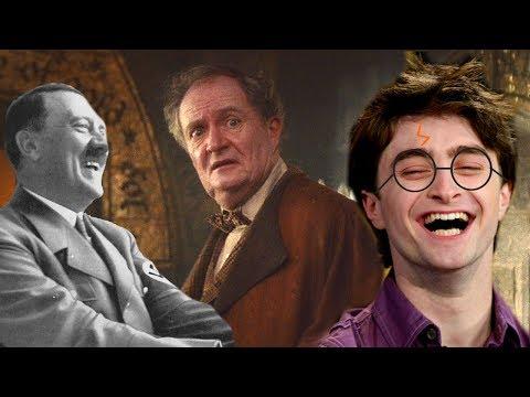 Harry Potter - Hitlerova nafta (CZ Dabing)