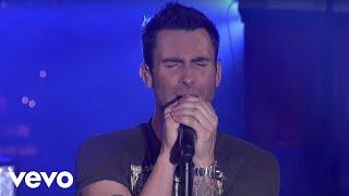 Maroon 5   Moves Like Jagger (Live On Letterman)