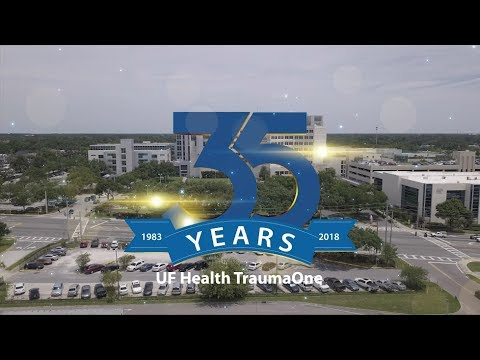 UF Health TraumaOne 35th Anniversary