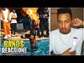 Shoreline Mafia - Bands [Official Music Video] Reaction Video