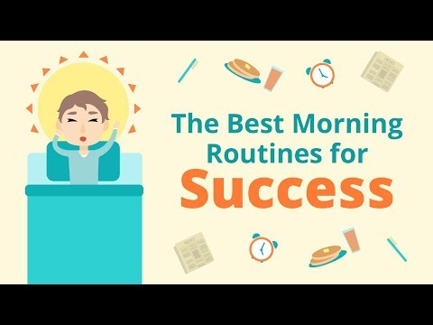 The Best Morning Routines For Success