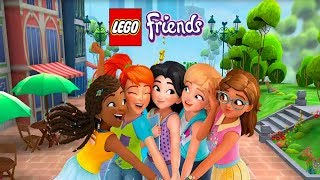 LEGO® Friends: Heartlake Rush Android Gameplay ᴴᴰ