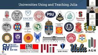 Julia: A Fresh Approach to Technical Computing - Dr. Viral B. Shah | PyData Jeddah - August 2020