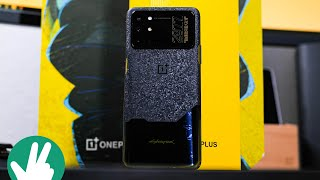 OnePlus 8T Cyberpunk 2077 Edition: More of this, please!