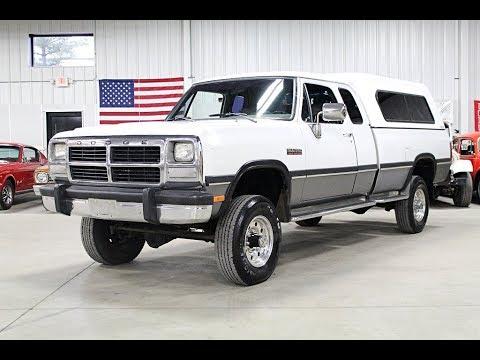 Video of '93 Pickup - Q4LV
