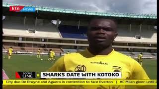 Will Kariobangi sharks win game against Kotoko at home?